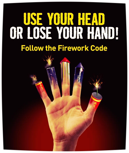 4th Of July Firework Safety Guidelines
