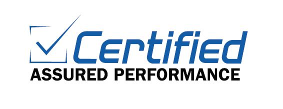 Certified Assured Performance image