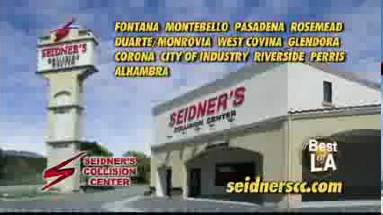Kia West Covina >> Seidner's Collision Centers Nissan | Seidner's